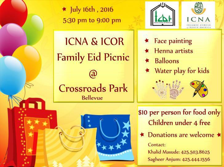ICOR-ICNA Eid